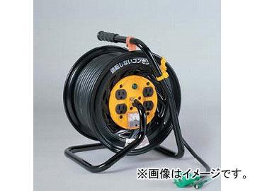日動工業/NICHIDO マジックリール(屋内型) 100V 電圧メーター付ドラム30mタイプ アース付 Z-E34-M JAN:4937305012710