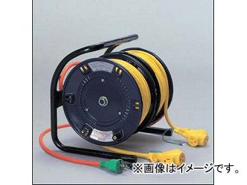 日動工業/NICHIDO ふたやくシリーズ(屋内型) 100V 3m+延長コード型17m+延長コード型17m アース付 FD-E2020S JAN:4937305007341