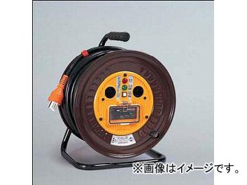 日動工業/NICHIDO 三相200V一般型ドラムドラム(屋内型) 20mタイプ アース付(φ35) EKタイプ ND-EK320-20A