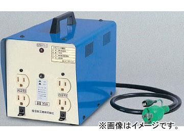 日動工業/NICHIDO 低圧24V用降圧トランス(屋内型)【AC100V→AC24V複巻】 SF-E100DS