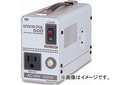 日動工業/NICHIDO 海外用トランス 100V【入力電圧AC-220~230V】 500VA PAL-500EP