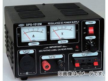 日動工業/NICHIDO 直流安定化電源装置(屋内型) DC0~15V DPS-1012M