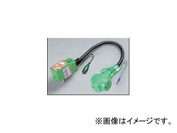 日動工業/NICHIDO ポッキンセーフティ延長ブレーカ(屋内型) 過負荷・漏電兼用 PB-K05T JAN:4937305035993