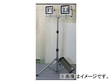 日動工業/NICHIDO LEDエコナイター30W 二灯三脚式 DC36V仕様 CL-30LW-CH