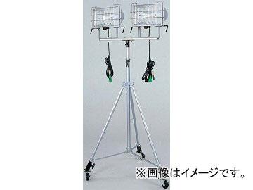 日動工業/NICHIDO ハロゲンライト ツインハロスター1000W 2灯式スーパー三脚仕様 HST-1000LW
