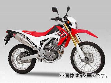 2輪 ヨシムラジャパン RS-4Jサイクロンカーボンエンド EXPORT SPEC フルエキゾースト ステンレス P052-6290 ホンダ/本田/HONDA CRF250L 2012年