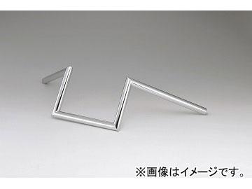 2輪 キジマ ロボットハンドル メッキ W610 H170 R200 204-3324