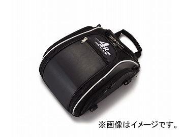 2輪 キジマ シートバッグ BK/WH 9L FR-A00006