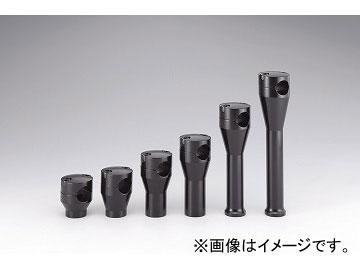 2輪 キジマ ラウンドストレートライザー アルミ/ブラックアルマイト 6インチ HD-04289 入数:1セット(左右)