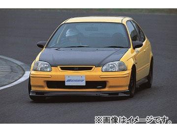 スプーン スポーツ カーボンリップスポイラー 71110-EKA-000 ホンダ シビック EK4