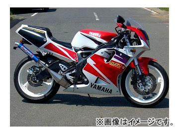 2輪 ドッグファイトレーシング ステンレスチャンバー アルミ ヤマハ TZR250SPR 1995年~1998年