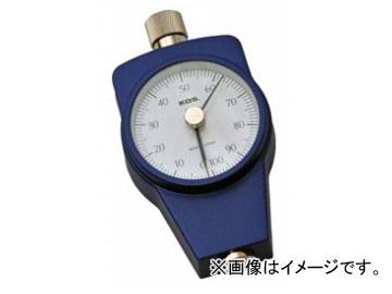 ムラテックKDS ゴム硬度計 タイプA 置針型 DM-204A JAN:4954183158163
