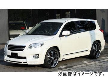 エムズスピード LUV LINE フロント・サイド・リア・LEDデイライトセット トヨタ ヴァンガード 350S GSA3# MC後
