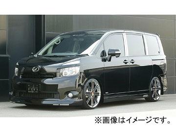 ヴォクシー トヨタ GRACE MC前 エムズスピード ZRR フロント・サイド・リアセット LINE