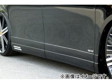 エムズスピード GRACE LINE サイドステップ 未塗装 トヨタ ヴォクシー ZRR MC前