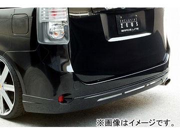 エムズスピード GRACE LINE リアアンダースポイラー 2WD専用 未塗装 トヨタ ヴォクシー ZRR V/X/TRANS-X grade MC後