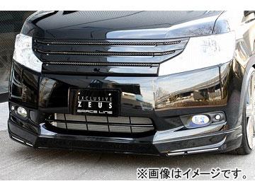 エムズスピード GRACE LINE フロントハーフスポイラー ホンダ ステップワゴン RK1.2 G.L.Li G.L.Li MC前 200910~201203