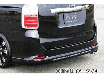 エムズスピード GRACE LINE リアアンダースポイラー 2WD専用 トヨタ ノア ZRR Si・S グレード MC後