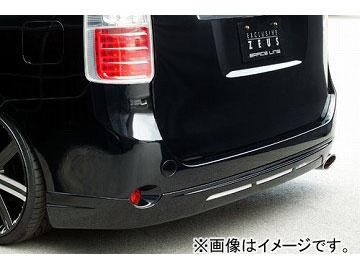エムズスピード GRACE LINE リアアンダースポイラー 2WD専用 未塗装 トヨタ ノア ZRR G/X/YY グレード MC後