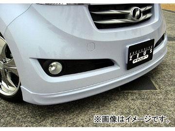 エムズスピード SMART LINE フロントスポイラー 未塗装 トヨタ bB Q/X Version MC前