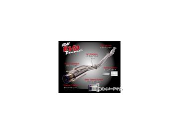 GPスポーツ マフラー EXAS EVO Tune 250126 マツダ アクセラスポーツ BKEP LF-VE