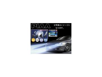 PIAA HID 純正交換タイプ 6000K アルスターホワイト HH198S H11(H8共用) タイプ 12V 35W