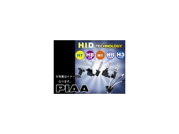 PIAA HID バルブハーネスセット 6600K スーパーコバルト ショートバーナー HH99S H3(H3C共用)タイプ 車検対応