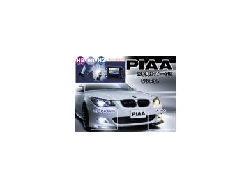 PIAA HID 純正フォグランプ専用 コンプリートキット 6600K MATIAZ(マティアス) HH229SB H3 タイプ 12V 25W 車検対応