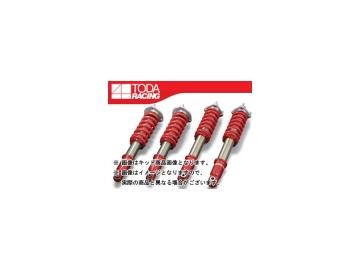 戸田レーシング/TODA RACING ファイテックス ダンパー/FIGHTEX DAMPER ダンパー+スプリング 1台分 TypeDA 51521-XE1-000 アルテッツァ SXE10
