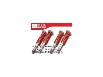 戸田レーシング/TODA RACING ファイテックス ダンパー/FIGHTEX DAMPER ダンパー+スプリング 1台分 TypeFS 51501-A70-000 ソアラ/スープラ MZ20/MA70/JZA70