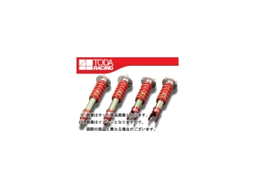 戸田レーシング/TODA RACING ファイテックス ダンパー/FIGHTEX DAMPER ダンパー+スプリング 1台分 TypeDA 51521-FD3-000 RX7 FD3S