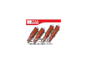 戸田レーシング/TODA RACING ファイテックス ダンパー/FIGHTEX DAMPER ダンパーのみ 1台分 TypeDA 51522-EK9-000  シビック TypeR EK4/9