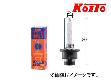 小糸製作所/KOITO ノーマルバルブ D4S 12V車対応(42V 35W) 品番:3510K 四輪車HID前照灯用