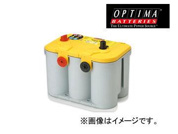 オプティマ/OPTIMA カーバッテリー イエロートップ 23060007 Yellow Top U-4.2
