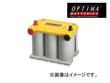 オプティマ/OPTIMA カーバッテリー イエロートップ 23060020 Yellow Top U-3.7