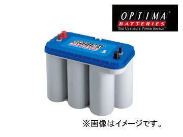 オプティマ/OPTIMA カーバッテリー ブルートップ 23060012 Blue Top D-5.5