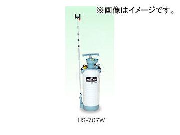 工進/KOSHIN ミスターオート 伸縮4段2頭口(201/63cm) 7L 機種:HS-707W