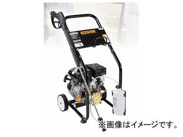 工進/KOSHIN エンジン式高圧洗浄機 ワンタッチ式 機種:JCE-1107DX