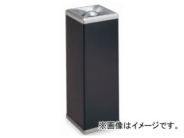 スモーキングスタンド テラモト/TERAMOTO 6.黒 SS-254-100 JAN:4904771100074