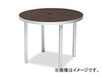 テラモト/TERAMOTO サンレノテーブル100 MZ-593-000-4