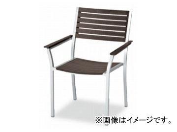 テラモト/TERAMOTO サンレノアームチェア BC-597-110-4