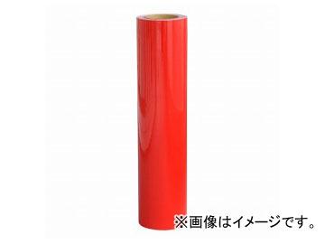 アサヒペン 屋外用サインシート ペンカル 赤 500mm×25m PC004 JAN:4970925139030