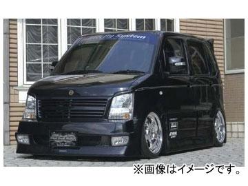 バタフライシステム 黒死蝶 3点セット(F/S/R) スズキ ワゴンR&RR MH21/22