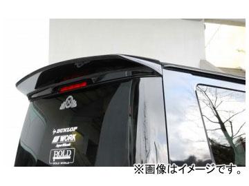 バタフライシステム 黒死蝶 リアウィング スズキ エブリィ ワゴン DA64