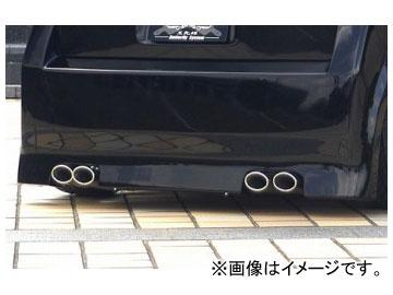 バタフライシステム 黒死蝶 ゲーベンマフラー[SS09](シングル/ストレート) ダイハツ ムーヴ L150 後期