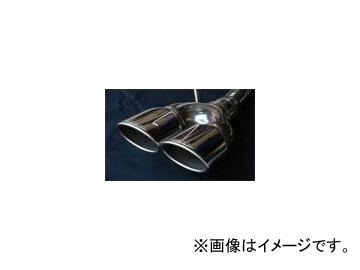 バタフライシステム 黒死蝶 Second Impact ゲーベンマフラー[SS11] 片側タイプ(交換タイプ) 競技車用 ダイハツ タント カスタム L375