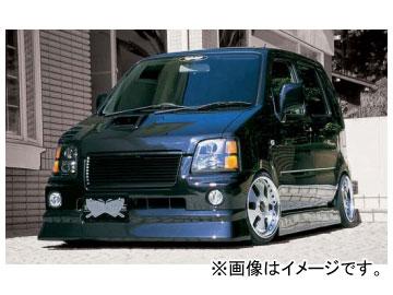 バタフライシステム VIP system サイドステップ スズキ ワゴンR/RR MC 前期