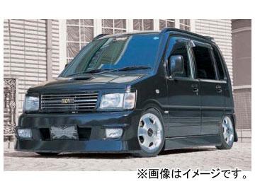 バタフライシステム VIP system 3点セット(F/S/R) ダイハツ ムーヴ カスタム L600