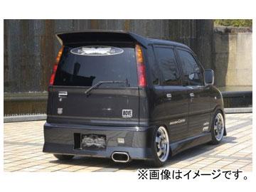 バタフライシステム VIP system リアウィング(ルーフレールカバー付) ダイハツ ムーヴ カスタム L600