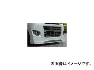 バタフライシステム GLANZ フロントハーフスポイラー(付加タイプ) スズキ ワゴンR スティングレー MH23